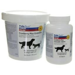 Cranberry Plus Tabs Extract for Dogs and Cats