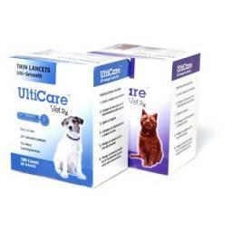 UltiCare VetRx Thin Lancets for Dogs and Cats