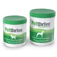 Petthrive Resveratrol and Hyaluronic Acid Soft Chews for Dogs