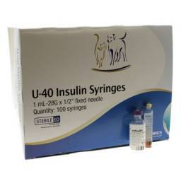 Vetsulin Family of Insulin Products for Cats and Dogs