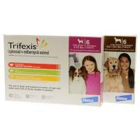 Trifexis (spinosad + milbemycin oxime) Chewable Tablets for Dogs