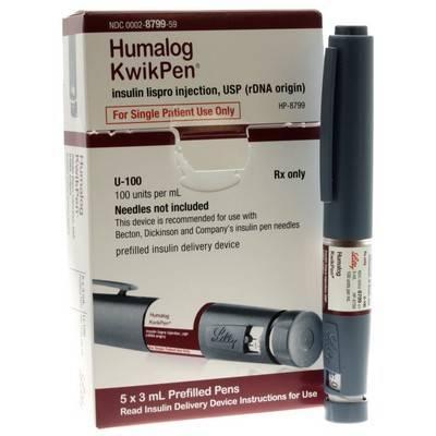 humalog kwikpen how to use