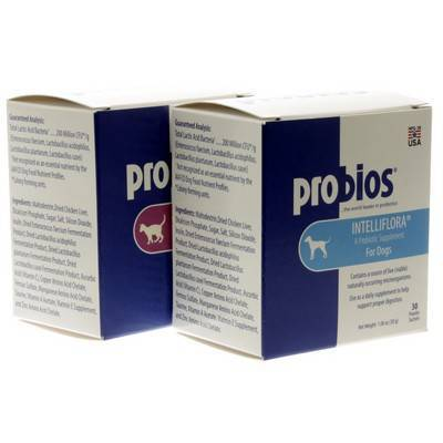 Probios Intelliflora Probiotic at VetRxDirect
