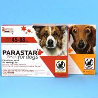 Parastar for Dogs Kills Fleas, Ticks, and Chewing Lice