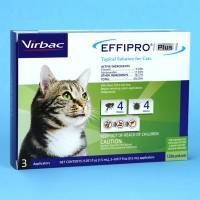 Effipro Plus for Cats Topical Flea Prevention