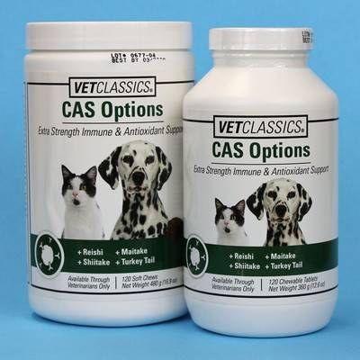 Cas Options Immune And Antioxidant For Pets Vetrxdirect