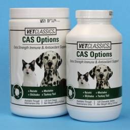 CAS Options Canine Immune and Antioxidant Support