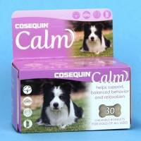 Cosequin Calm Helps Support Balanced Behavior and Relaxation in Dogs
