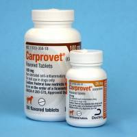 Carprovet (carprofen) Flavored Tablets NSAID for Dogs