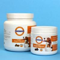 EZ-Chew Omega-3 Fatty Acid Soft Chews for Dogs and Cats
