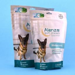 Alenza for Dogs Multi-System Support