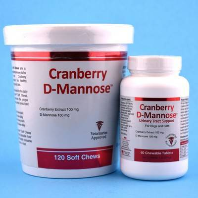 D mannose for cats