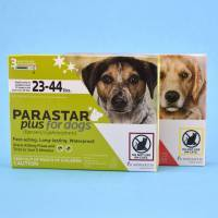Parastar Plus for Dogs Kills Fleas and Ticks