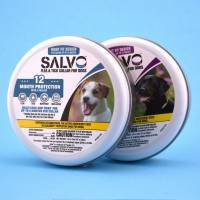 Salvo Flea and Tick Collar for Dogs
