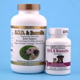 Vet Classics S.O.D. & Boswellia Joint Support