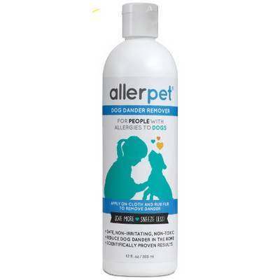 Allerpet - Dander Remover for Dogs, 12oz