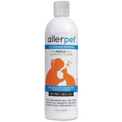 Allerpet - for Dogs, 12oz Directions for Use