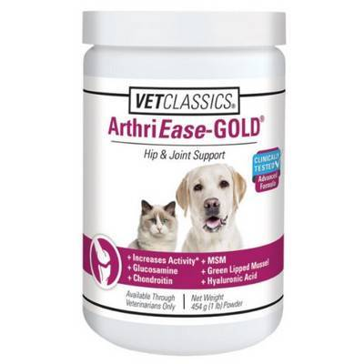ArthriEase-GOLD for Dogs and Cats - 1lb Powder