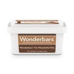 Wonderbars Healthy Shapeable Treats for Dogs and Cats