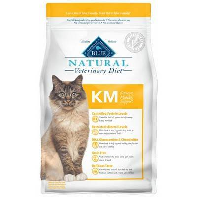 KM for Cats Kidney and Mobility Support - 7lbs