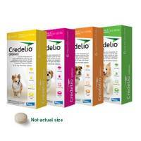 Credelio for Dogs (lotilaner) Chewable Flea and Tick Preventative