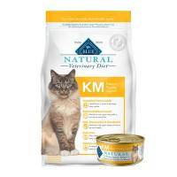 KM for Cats Kidney and Mobility Support Natural Veterinary Diet