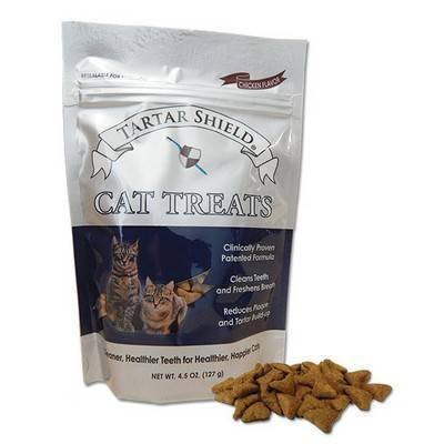 Tartar Shield - Cat Treats, 4.5oz (127g)