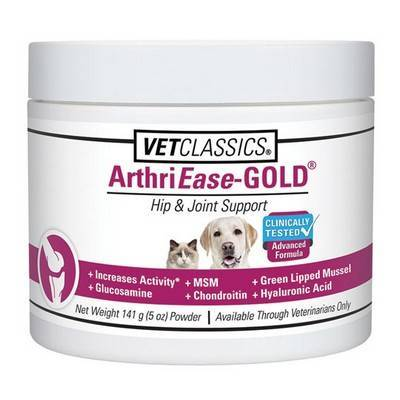 ArthriEase-GOLD - 5oz Powder for Dogs and Cats