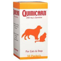 Quinicarn for Dogs and Cats (L-Carnitine)