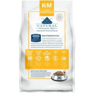 KM Kidney and Mobility Support - 7lbs Bag Label