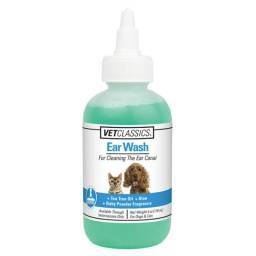Ear Wash With Tea Tree Oil for Dogs and Cats