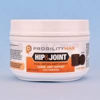 Progility Max Hip and Joint Soft Chews for Dogs