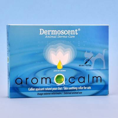 Dermoscent Aromacalm - Collar for Cats, 13.7in