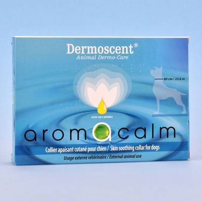 Dermoscent Aromacalm - Collar for Dogs, 23.6in