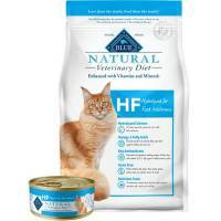HF Hydrolyzed Food for Cats Feeding Chart