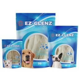 EZ-Clenz Dental Chews for Dogs