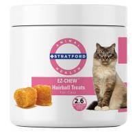 EZ-Chew Hairball Treats for Cats