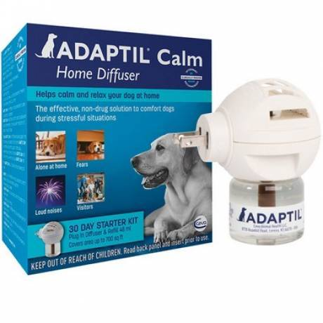 Adaptil for Dogs - Calm Diffuser Plug-In Starter Kit