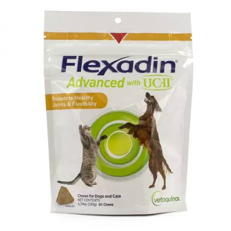 Flexadin - Advanced for Dogs and Cats, 60 Chews