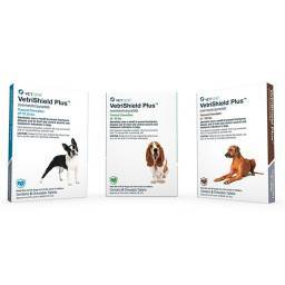 VetriShield Plus for Dogs Once a Month Chewable Tablets