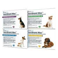 VetriShield Max for Dogs Heartworm Chewable Tablets