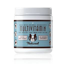 Natural Dog Company Multivitamin Chewable Supplement