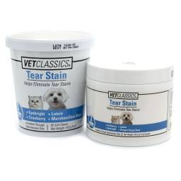 Tear Stain Supplement for Dogs and Cats