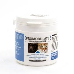 Promodulate Probiotic for Dogs and Cats - 50g Jar