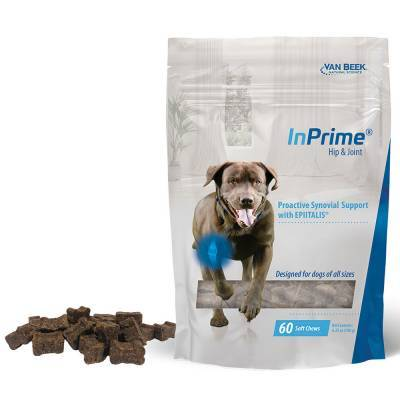 InPrime Hip and Joint for Dogs Synovial Support