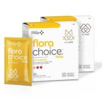 Flora Choice Daily Probiotics with ITPGS for Dogs and Cats