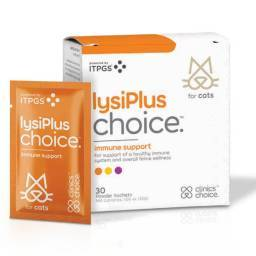 LysiPlus Choice for Cats - Immune Support Powder