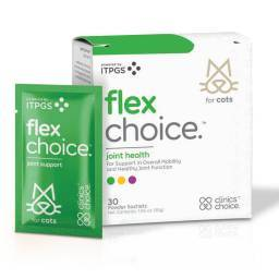 Flex Choice for Cats Joint Health Powered by ITPGS