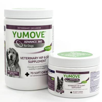 YuMove Advance 360 for Dogs - Veterinary Hip and Joint Supplement
