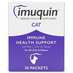 imuquin for Cats - Immune Health Support, 30 Packets